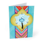 Dream Tassel Card by Debi Adams