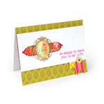 So Happy to Have You in My Life Card #2 by Debi Adams