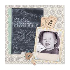 Flea Market by Deena Ziegler