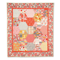 Twenty Five Snapshots Quilt by Linda Nitzen