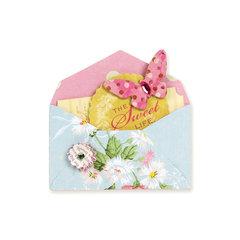 The Sweet Life Card & Envelope  by Brenda Walton