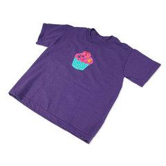 Cupcake T-Shirt by Linda Nitzen
