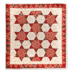Tessellating Stars Quilt