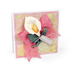 Tenderhearted Calla Lily Card by Deena Ziegler