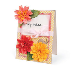 My Friend Dahlia Card by Deena Ziegler