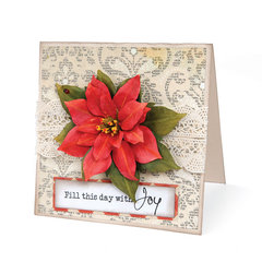 Fill This Day with Joy Card by Deena Ziegler
