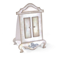 Armoire Treat Bag Cover by Beth Reames
