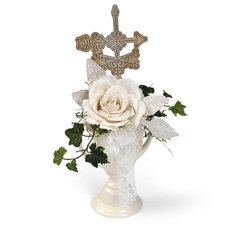 Weathervane Rose by Beth Reames
