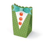 Bow Tie Gift Bag by Debi Adams