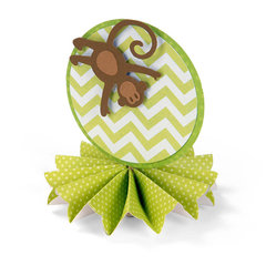 Monkey Table Favor by Debi Adams