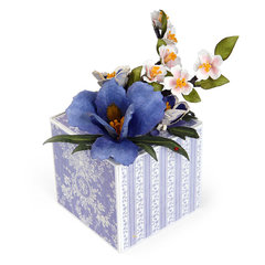 Quince Columgine Iris Gift Box by Susan Tierney-Cockburn