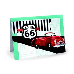 Route 66 Card by Debi Adams