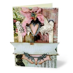 Found Happiness Card by Debi Adams