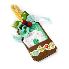 Sweet Gift Tag by Deena Ziegler