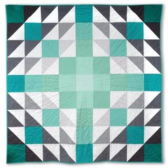 Ombre Vibes Quilt by Amy Friend