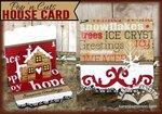 House Card by Karen Burniston