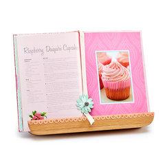Decorated Recipe Book Stand