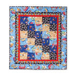 Pirate Quilt by Cindy Surina, Guest Quilter