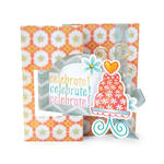Celebrate Flip-It Card from Debi Adams