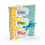 Hope-Joy-Love Triple Flip Its Card by Debi Adams