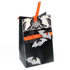 Bats Gift Bag by Cara Mariano