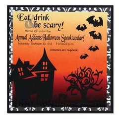 Hallloween Spooktacular Invite by Beth Reames