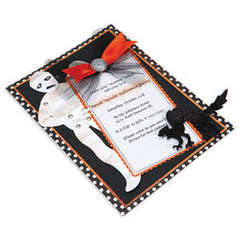 Mummy Party Invite by Debi Adams