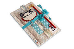 Note-A-Bles Notebook Cover by Debi Adams