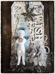 Tim Holtz 2011 12 Tags of Christmas - Tag 12