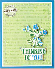 Thinking of You by Lisa Spangler
