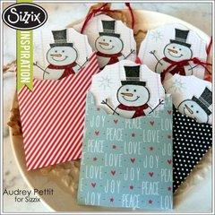Snowman Envelope Pockets