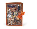 New Sizzix Framelit  Retro Halloween by Tim Holtz