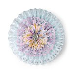 Tri-Colored Lace Rosette by Beth Reames