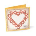 Happy Heart Card #2 by Deena Ziegler