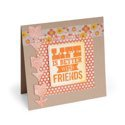 Life is Better with Friends Card by Cara Mariano
