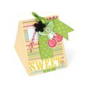 Sweet Cherries Box by Deena Ziegler