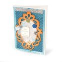 Bright Future Frame Card by Deena Ziegler