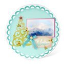 Winter Wall Decor by Deena Ziegler