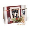 Noel Window Card by Debi Adams