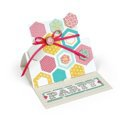 Patchwork Party Card by Deena Ziegler