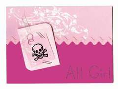 All Girl Card