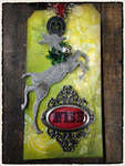 Tim Holtz 2011 12 Days of Christmas - Tag 4 Alternate