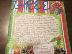 December Daily Day 3 2012 Journaling