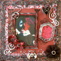 The Vampyre Feeds... ~*Scraps of Darkness* ~ Sakurabana Kit