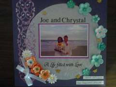 Joe and Chrystal