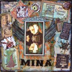 REFLECTIONS OF MINA ~ *SCRAPS OF DARKNESS* ~ NEEDFUL THINGS