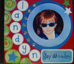 Landyn - Boy Wonder album
