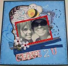 (glad 2 B) Close 2 U