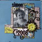 Simon (Bird)