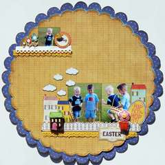 Hippety Hoppety Easter ~My Creative Scrapbook~